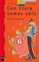 """""""Con Clara somos seis"""": libro muy especial para los mayorcitos"""