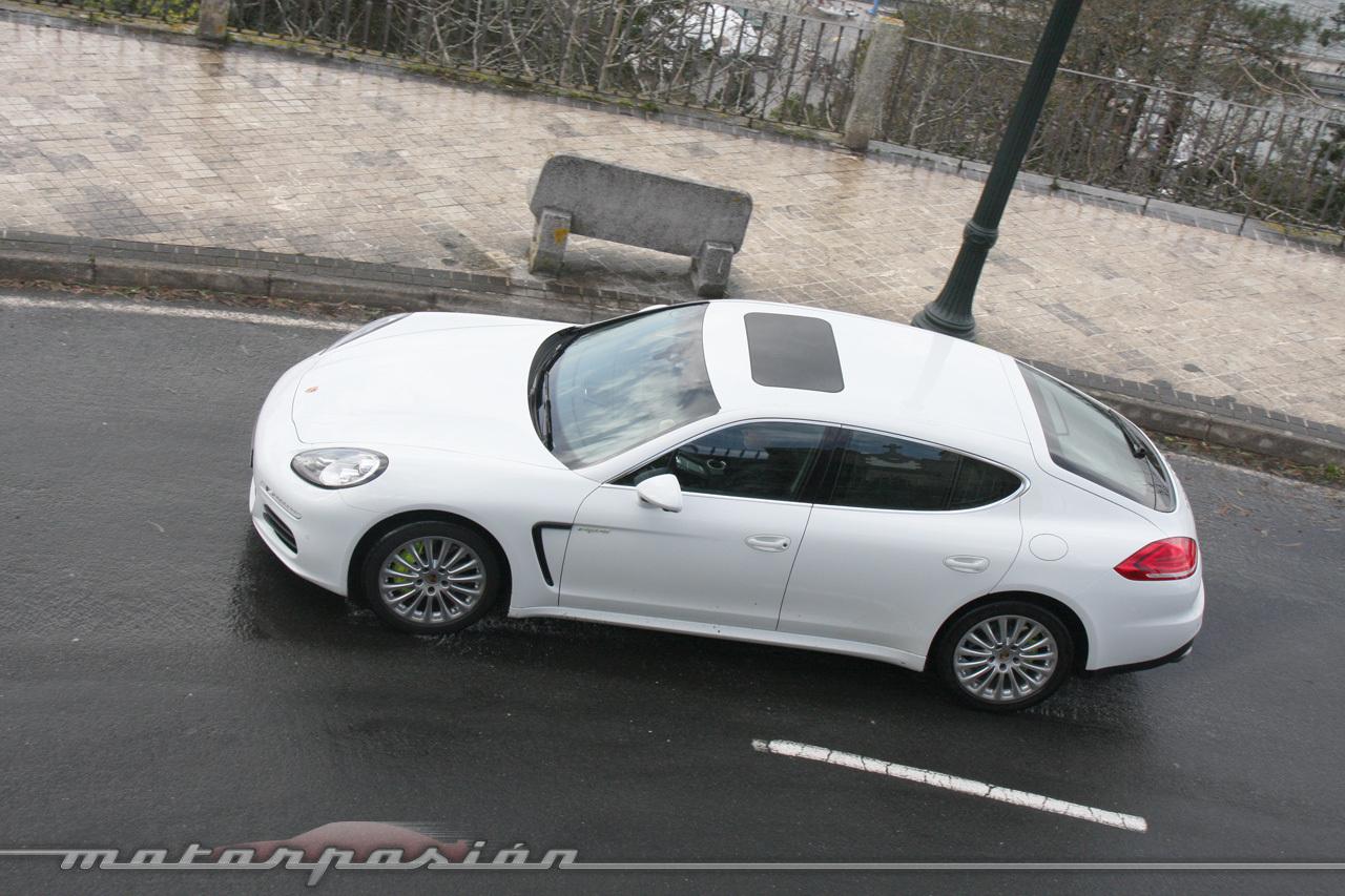 Foto de Porsche Panamera S E-Hybrid (prueba) (61/64)