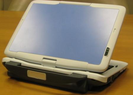 El Intel Classmate en formato tablet para el CES
