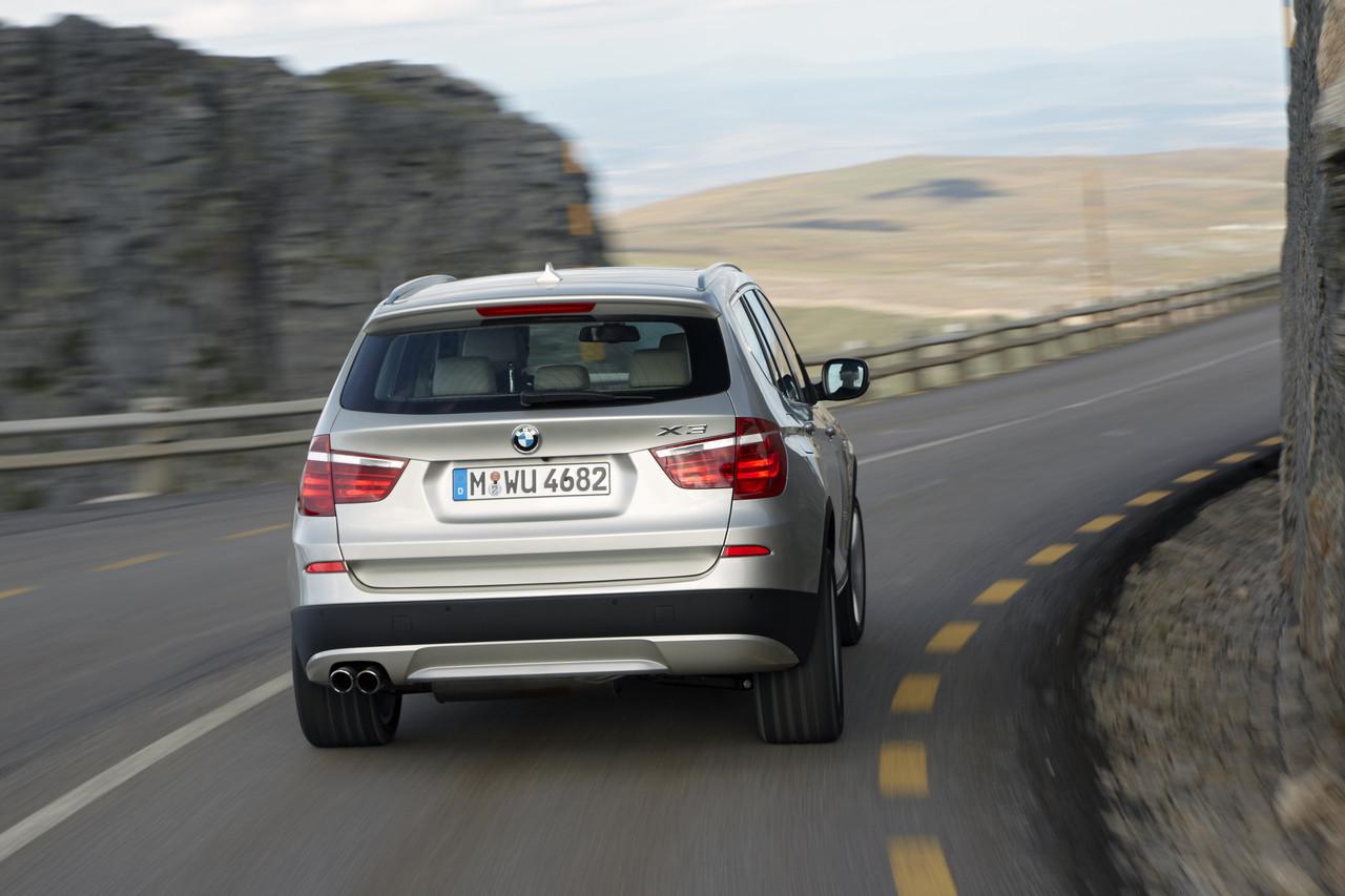 Foto de BMW X3 2011 (55/128)