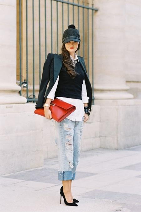 Peony Lim es sinónimo de estilo y savoir-faire. Una it-girl de los pies a la cabeza