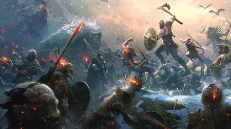 God of War celebra su primer aniversario con un emotivo vídeo y regalando un tema dinámico y un pack de avatares
