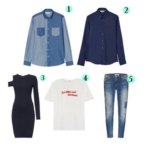 Find, la línea de ropa de Amazon, con un 20% de descuento. Las 5 prendas con mejores precios.