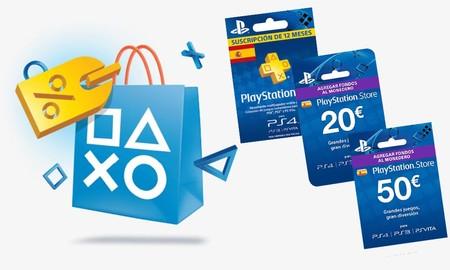 Ahorra en saldo para PSN y en tu suscripción a PS Plus con el cupón PDESCUENTO5 de eBay y estas tarjetas con envío inmediato