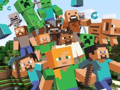 ¿Sabes cuántas copias de  Minecraft se venden al día? Una pista: ya hay más de 100 millones distribuidas