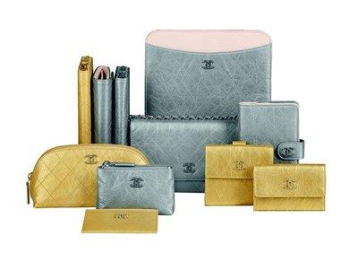 Colección Chanel Palette Otoño-Invierno 2011-2012, la pequeña marroquinería