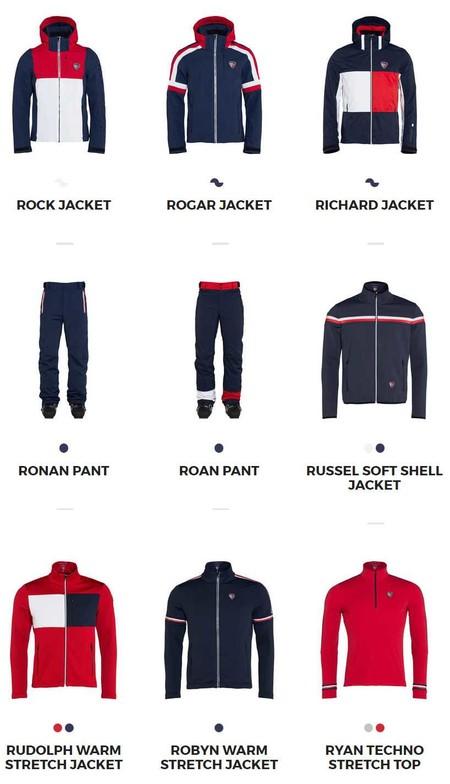 Y Si Vas A Esquiar La Coleccion De Tommy Hilfiger Y Rossignol Es La Apuesta Definitiva