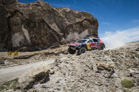 Carlos Sainz Dakar 2016
