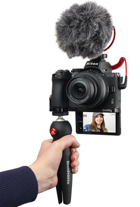 Nikon Z50 Vlogger Kit 03