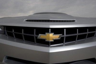 Nuevo set de fotos del Chevrolet Camaro