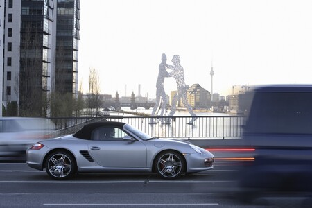 Porsche Boxster Segunda Generacion 3