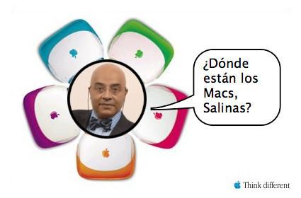 ¿Dónde están las noticias sobre Mac?