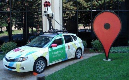 Google no ha borrado todos los datos privados capturados por Street View en el Reino Unido