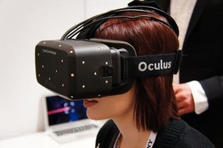 Nuevo Oculus Rift