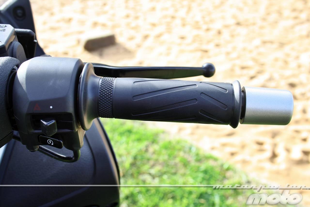 Foto de Yamaha X-MAX 125, prueba (valoración, ficha técnica y galería) (22/46)