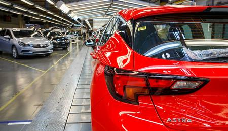 Si hay Brexit duro, la producción del Opel Astra se irá de Gran Bretaña a Europa continental