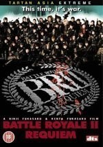 Battle Royale II directo a DVD