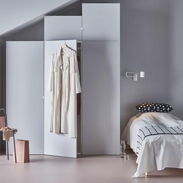 Vestidores, armarios y orden: lo nuevo del catálogo de IKEA 2019 para poner cada cosa en su sitio