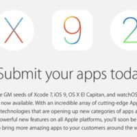Los desarrolladores comienzan a enviar sus apps para iOS 9, OS X El Capitan y Watch OS 2 a revisión