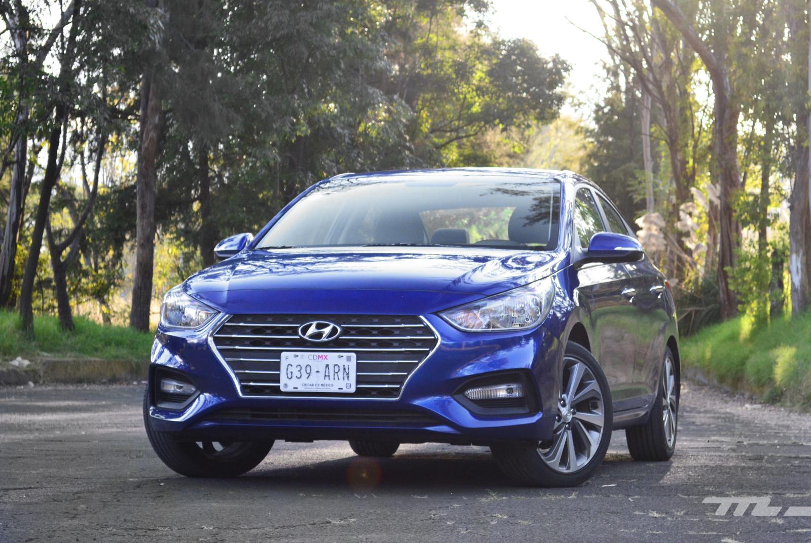 Foto de Hyundai Accent (prueba) (2/19)