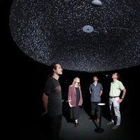 Ya podemos explorar, en tiempo real, un universo virtual sobre los datos contemporáneos más detallados de nuestro propio universo