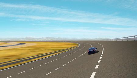 Nuevo circuito oval España, en el Centro De Pruebas de Nokian Tyres