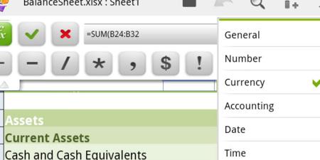 Lanzado QuickOffice Pro HD, la suite ofimática optimizada para tablets con Android