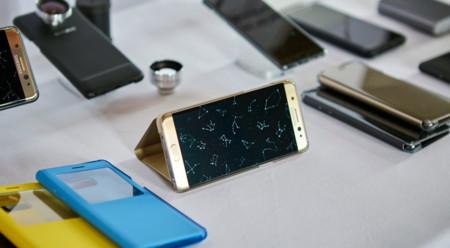 Galaxy S7 vs Note 7: enfrentamos a estos dos buques insignia