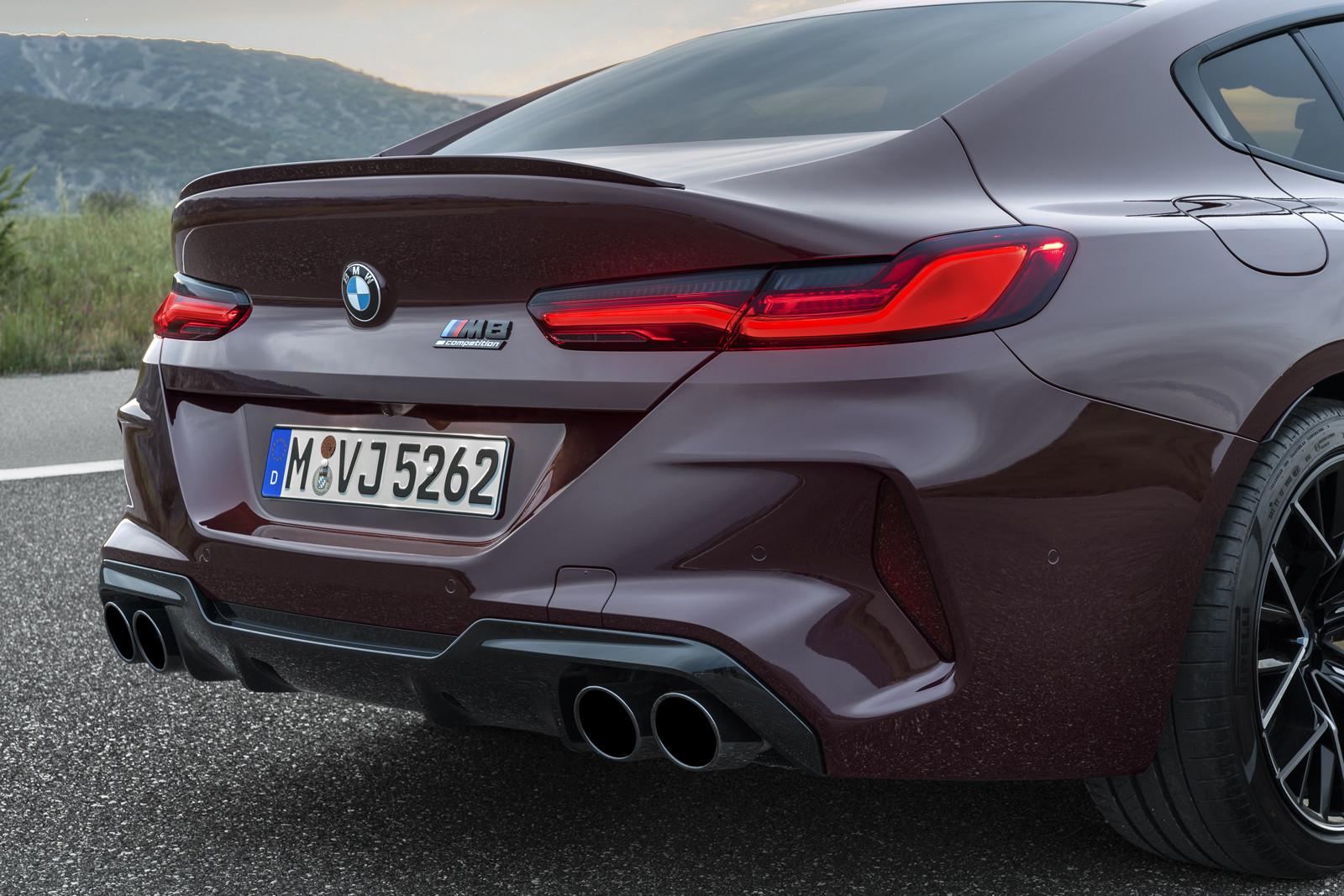Foto de BMW M8 Gran Coupé 2020 (52/89)