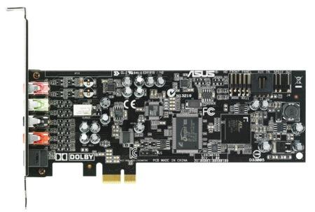Asus Xonar DGX 5.1