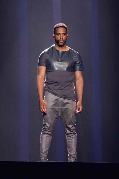 Cesar Sampson Representing Austria Eurovision Song Contest 2018 Final