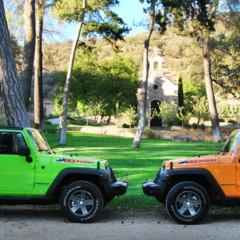 Foto 2 de 33 de la galería jeep-wrangler-mountain en Motorpasión