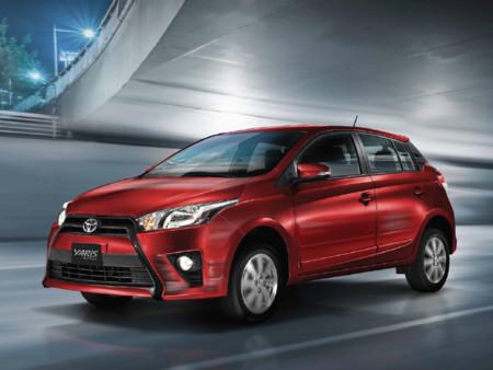 Toyota Yaris Hatchback 2017: Precios, versiones y equipamiento en México