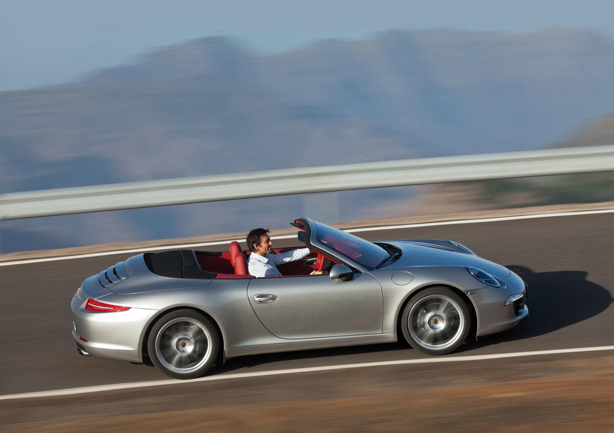 Foto de Porsche 911 Carrera y Carrera S Cabriolet (3/5)