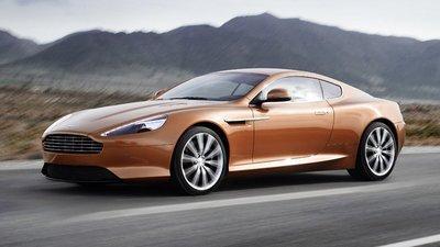 La resurrección del Aston Martin Virage