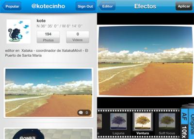 Twitpic para iOS sigue el camino de Instagram