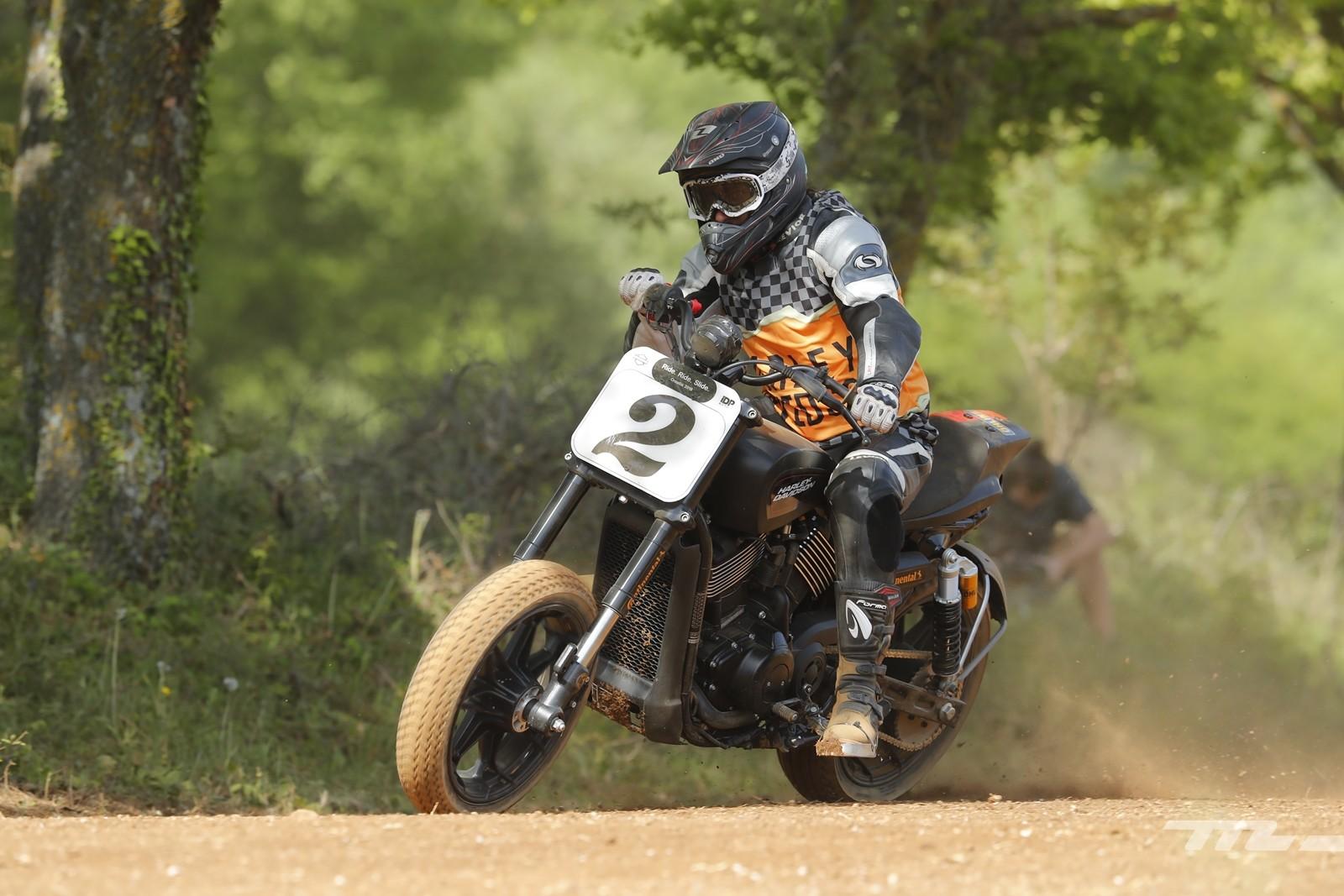 Foto de Harley-Davidson Ride Ride Slide 2018 (38/82)