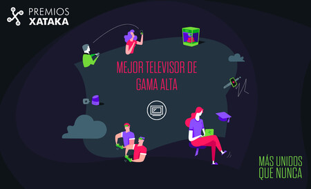 Mejor televisor de gama alta: vota en los Premios Xataka 2020
