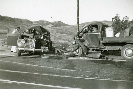 accidente 1940