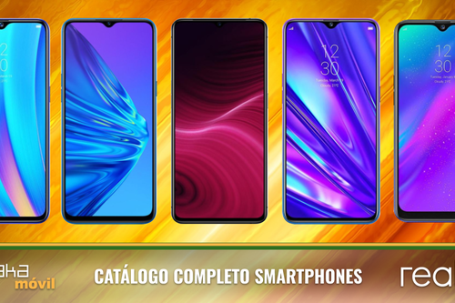 Realme X2 Pro, así encaja en el catálogo completo de móviles realme en 2019