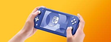 Adelántate al lanzamiento y compra la nueva Nintendo Switch Lite azul a un precio nunca visto de solo 189 euros en MediaMarkt