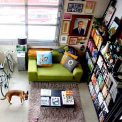 Foto 4 de 7 de la galería ideas-para-guardar-una-bicicleta-en-una-casa en Decoesfera
