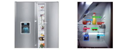 Liebherr Microsoft Smart Fridge