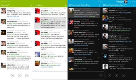 Cambio de tema en MetroTwit