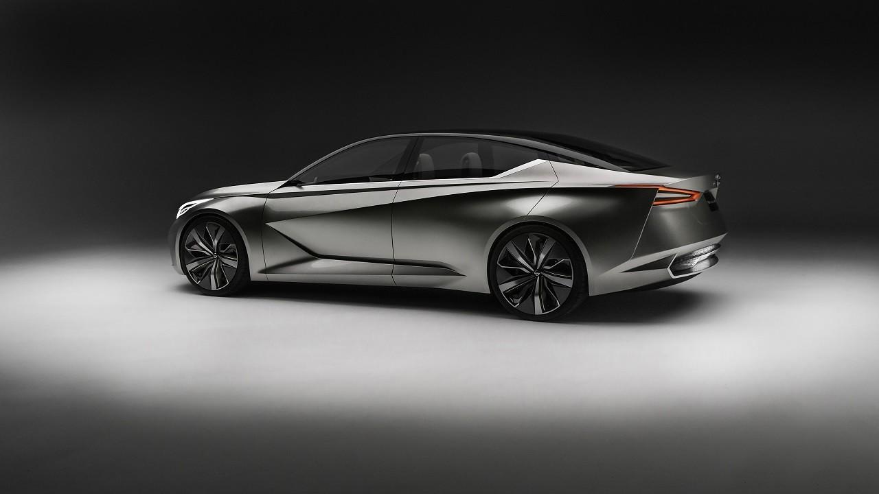 Foto de Nissan Vmotion 2.0 Concept (8/13)