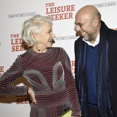 El día en que Helen Mirren le dio una clase de estilo a Olivia Palermo
