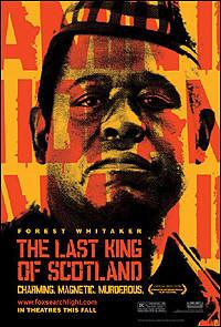 'El Último Rey de Escocia', un inmenso Whitaker sostiene una floja película