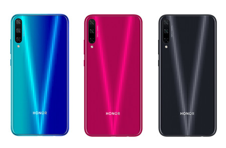 Honor Play 3 Versiones