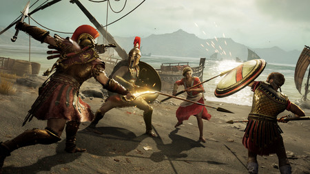 Assassin's Creed Odyssey nos permitirá desde hoy diseñar nuestras propias misiones con la beta abierta de su Story Creator Mode [E3 2019]