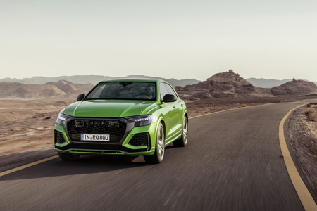 Audi Rs Q8 2